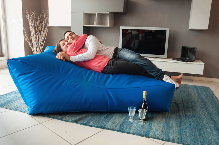 Sofa Soft Bedò XXL - The bean-bag for the couple