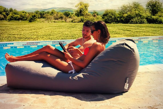 Bedò Nylon - designed for your outdoor relax