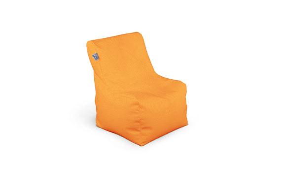 Fine Sofa Soft Bimbo In Acrilico Arancione Chiaro The Soft Machost Co Dining Chair Design Ideas Machostcouk
