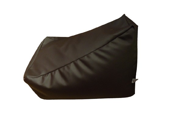 Saccò - The beanbag is believed a chaise-longue